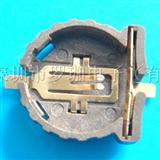 贴片CR1220(镀金)纽扣电池座工厂直供