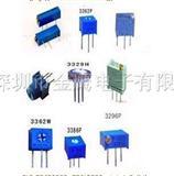 3323玻璃釉微调电位器