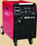 MIG-270二氧化碳气体保护焊机
