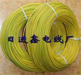 黄绿色硅胶线   硅胶高压线   高温电线