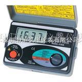 共立KEW 4105A|兆欧表4105A|接地电阻测试仪4105A