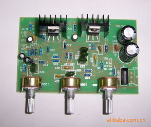TDA2030功放套件散件 电子实训制作套件