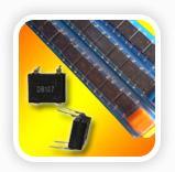 厂家直销 DB107 1A/1000V DB-1封装 插件整流桥 全新正品 环保芯片 质量稳定 量大价优