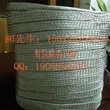硅碳棒专用链接线,铝编织带在线编织生产销售