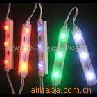 厂家直销LED发光字模组 食人鱼模组 3灯模组