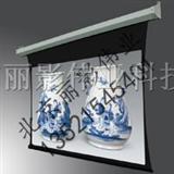 张家港电动幕-支架幕-画框幕-背头幕-3D金属幕批发