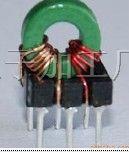 磁环电感器 绿环13*8*6
