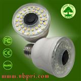 LED声控灯 楼道灯 E27灯头 3528贴片灯珠
