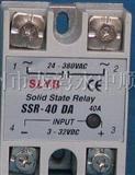 固态神明继电器SSR-25DA(图)