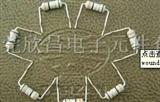 插件铜线引脚阻燃型绕线电阻器 KNP /Wire wound