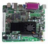 集成mini-pcie电子盘D525低功耗工控主板