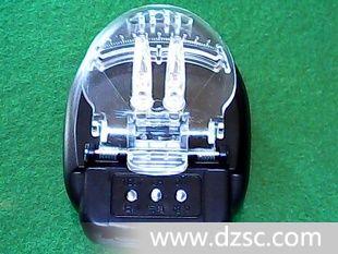 超低价l黑三灯万能充电器.带DC输入功能