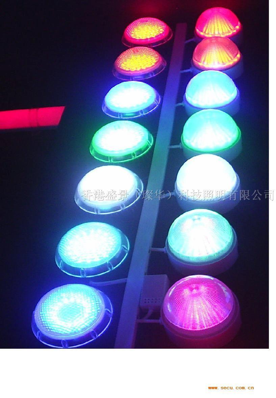 供应LED 内控七彩RGB点光源,捷配电子市场网