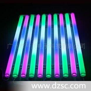 LED七彩护栏管,护栏*LED灯管
