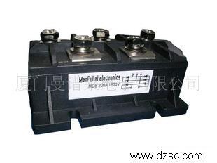 厂家直销MDS200A三相整流桥模块,用于整流电源