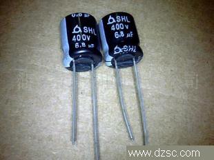 电解电容400V6.8UF