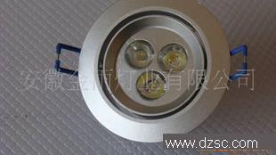 单色LED广告牌 3w大功率LED天花灯及其他LED灯具
