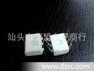 汕头陈店 库存拆机光电耦合器仙童4N35