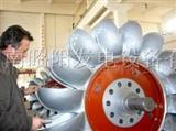 冲击式CJA水轮机