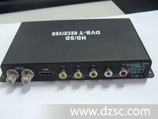 广东 深圳 厂家DVB-T车载数字移动高清接收机