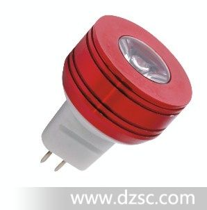 大量供用LED1*1W射灯