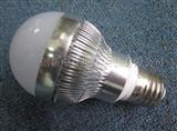 6W大功率LED球泡灯,LED精美灯泡