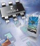 低电容瞬态抑制二极管,SRV05-4