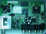 超低价机顶盒解码板IC