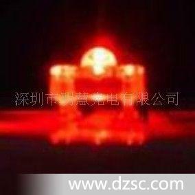 F3食人鱼红光发光二极管LED