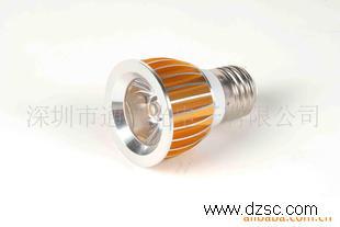 大量LED大功率射灯3W