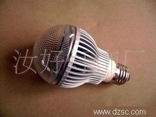 厂价5W大功率LED灯泡/*灯