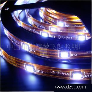 LED软条灯批发1米60灯白光贴片灯条5050裸板