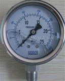 不锈钢压力表价格