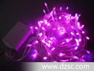 LED紫光灯串 *水、*