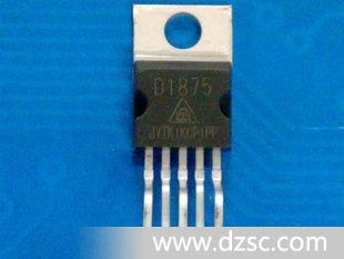 音频功率放大电路,华晶D1875     D1875     1875