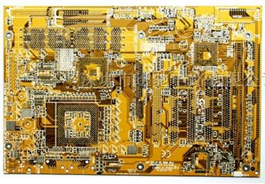 供应纯金(软金)pcb打样,优质多层线路板打样