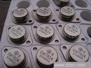 固定正压输出的单片集成稳压器CW7824