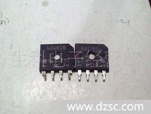 拆机进口GBU605-GBU806整流桥堆