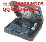 重庆MAX LM-390A微电脑线号印字机,MAX号码管