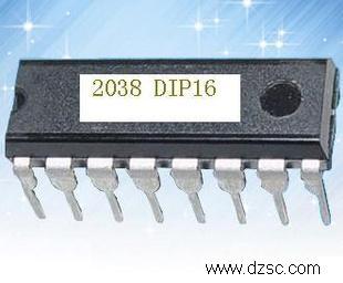 迷你音响功放IC     SP2038