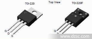 4.5A 500V MOSFET 可替代仙童FAIRCHILD(TMD5N50G)
