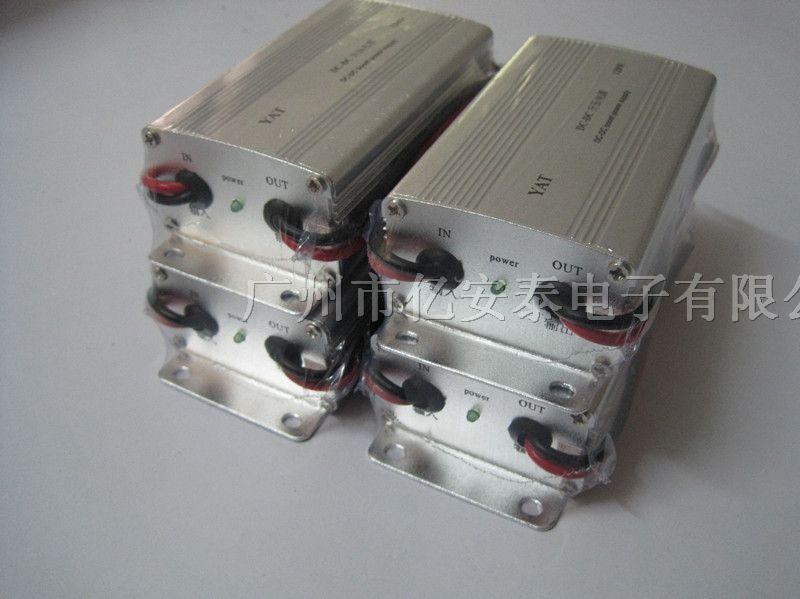 dc/dc直流电源升压器 12v升压18v 90w图片
