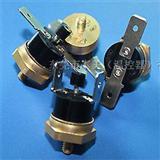 六角铜头温控器,螺杆温度开关,M4高温温控开关