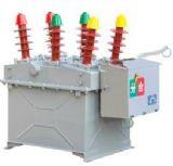 ZW8-12柱上高压真空断路器