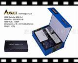 HDMI切换器五切一,五进一出,5进1,5X1