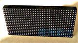 P10半户外单色1R点阵模组,订制半户外单色LED模组