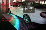 P10全彩地砖显示屏,LED楼梯屏,LED软条幕屏