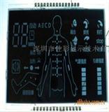 深圳LCD生产商人体按摩器用VA黑膜液晶屏