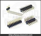 排针排母|PH2.54 H2.5 单双排180°90°SMT排针