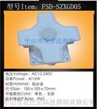 12w全彩七彩led十字星光灯,生产厂家